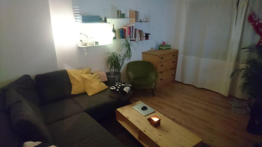 Gemütliches Zimmer in Bremen Neustadt - Brema - Apartament