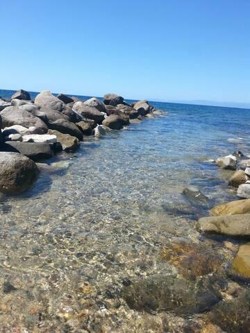 Sud Sardegna 50 mt dal  mare - Quartu Sant'Elena - Huis