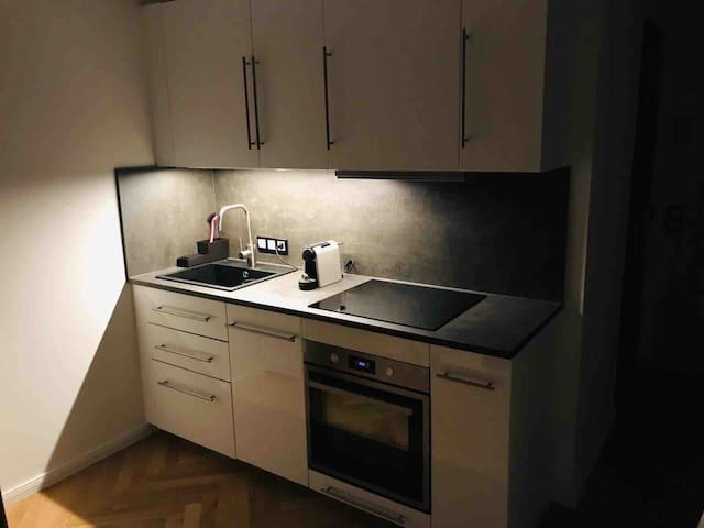 Modernes Apartment mitten in der City