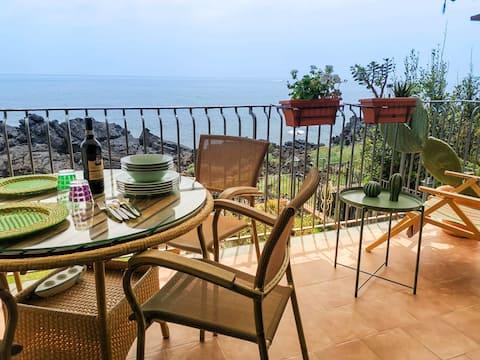 Casa sul mare in Sicilia, Acireale-Stazzo