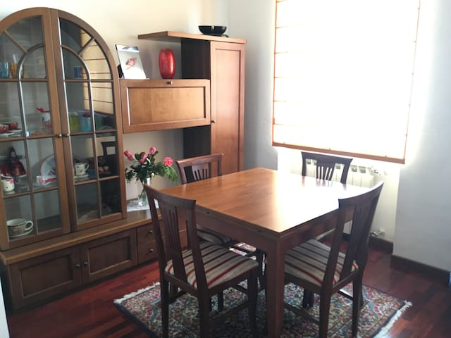Delizioso appartamento centralissimo Trieste - Triest - Wohnung