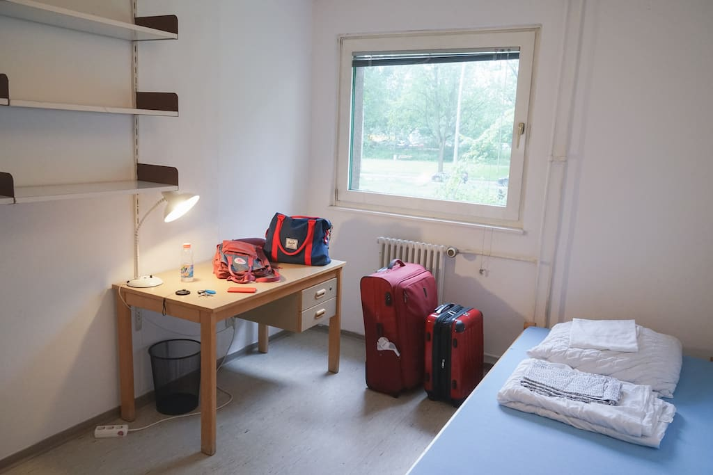 Private bed room with high speed WIFI