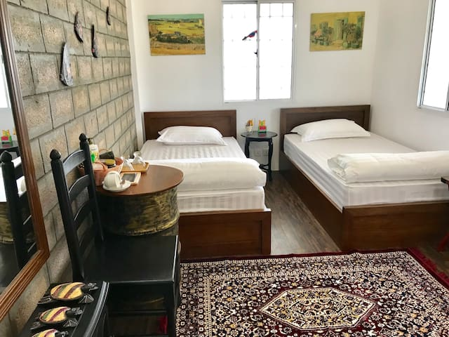 Single Bed rooms