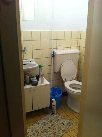 Clean and social appartment - Enschede - Apartamento