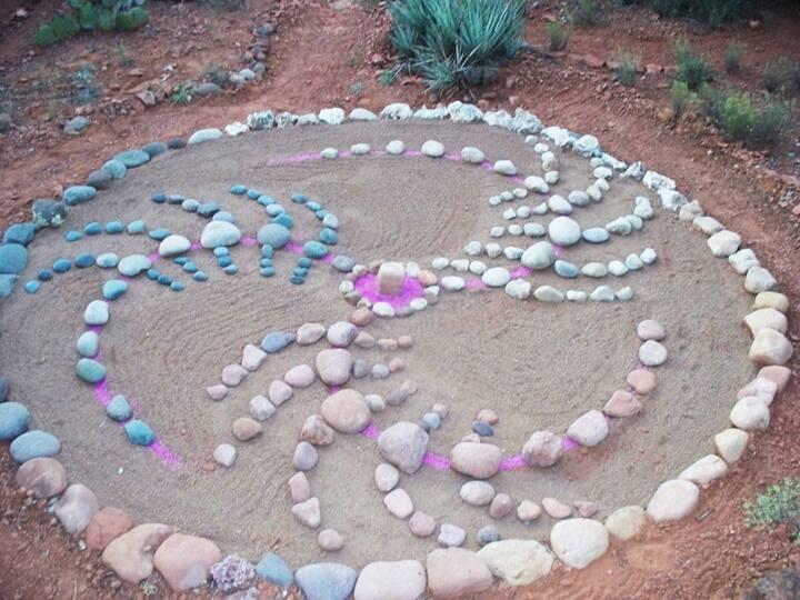 Cosmic Energy Circle