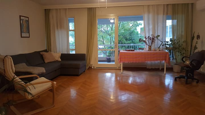 Comfy and wide flat/Geniş ve rahat daire