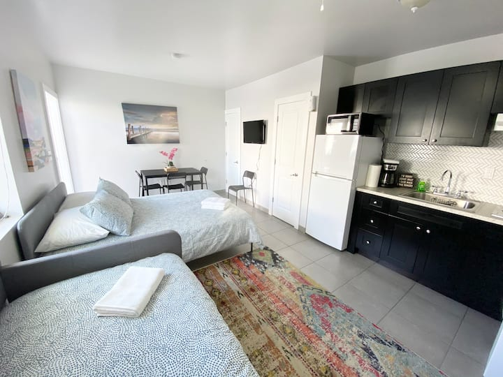 NEW Studio 5mins from MIA Airport -FREE PARKING #4