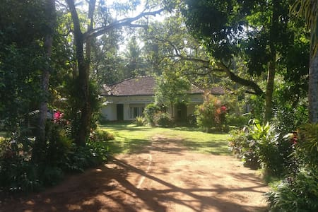 Countryside estate homestay