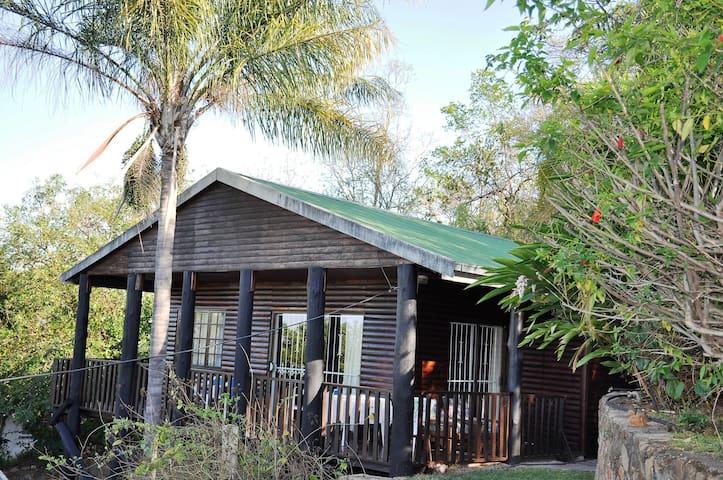Impala Lodge  Log Homes & Safari Tours
