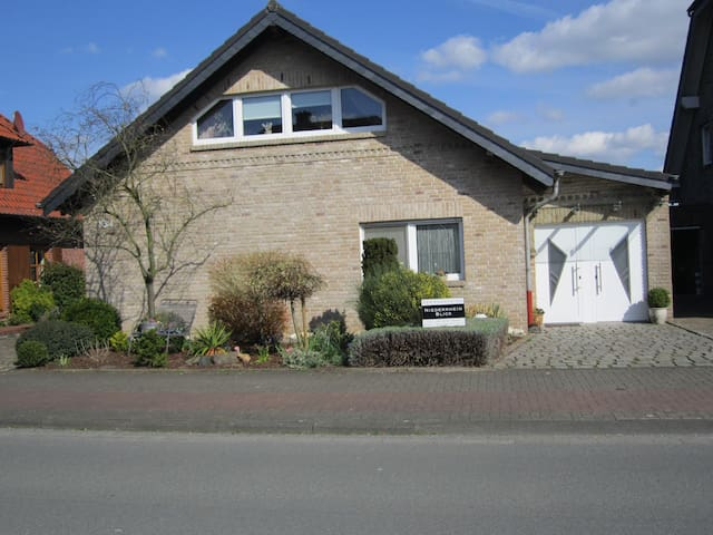 """holiday suite """"Niederrhein Blick"""" - Sonsbeck - Apartment"""