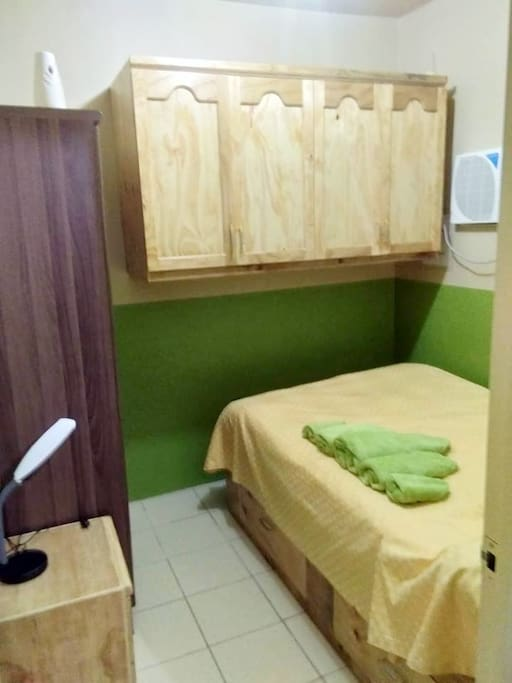 Bedroom 1,  Doublebed with aircon