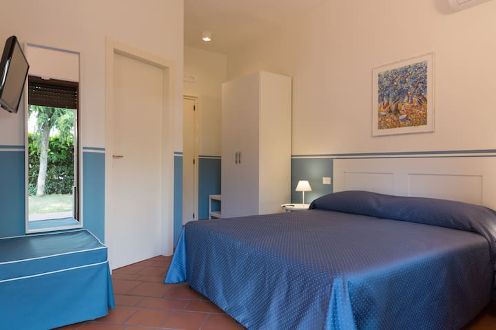 B&B La Quercia - Blu room