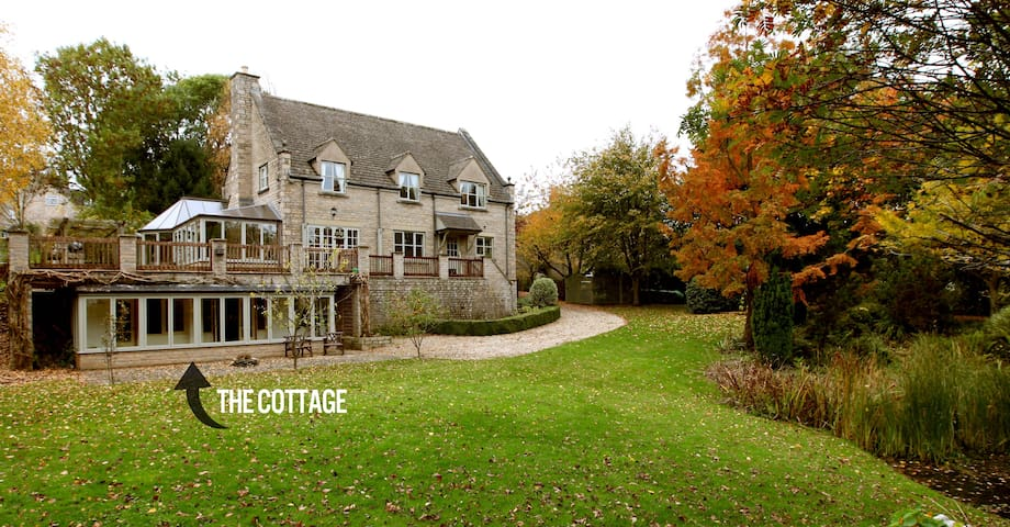 The Cottage at Tythings (Cotswolds) - Selsley West - Leilighet