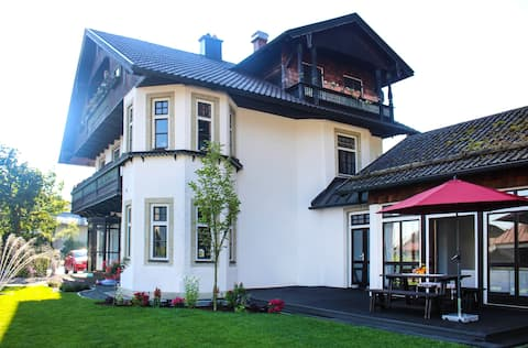 Salzburg and Bavaria Holiday Home Fuchs Am Berg