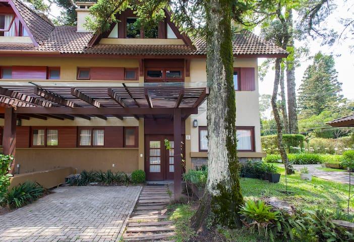 Casa central - administrada pelos proprietários