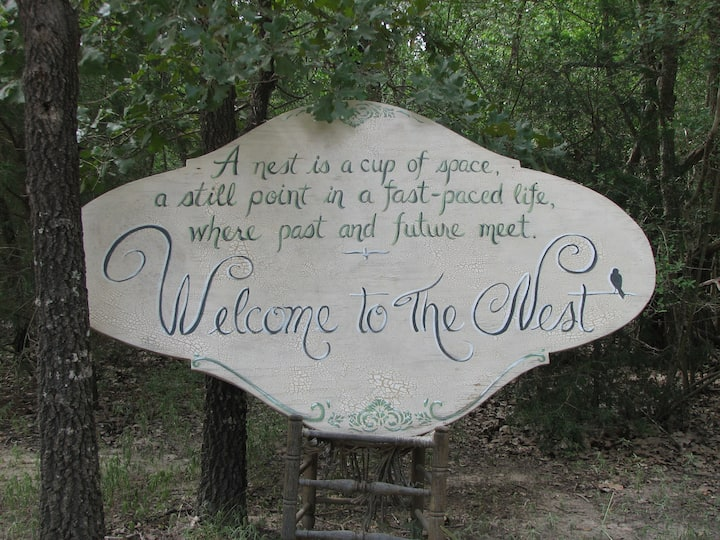 The Nest Bed, Breakfast & Spa - Trailer Experience