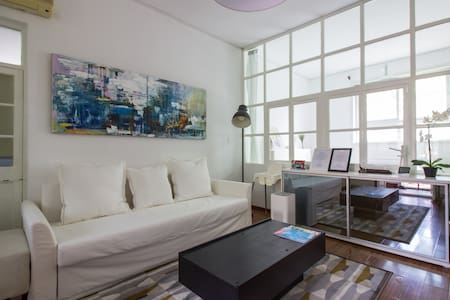 3BR fully equipped morden hutong home - Beijing - House