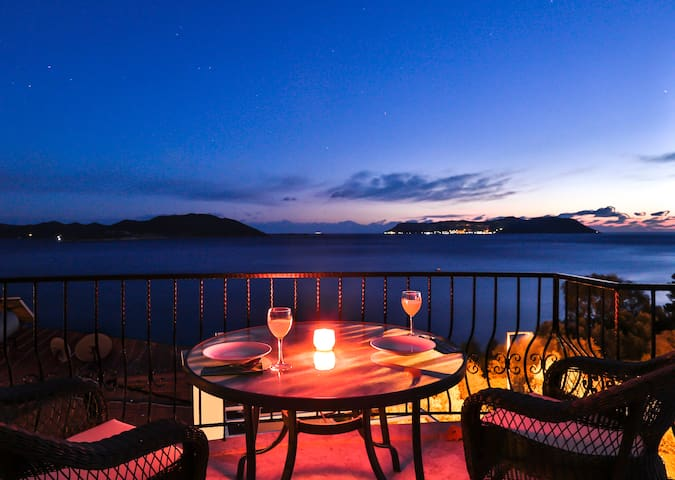 CENTRAL LOCATION, CLOSE TO THE SEA & PERFECT VIEW - Kaş