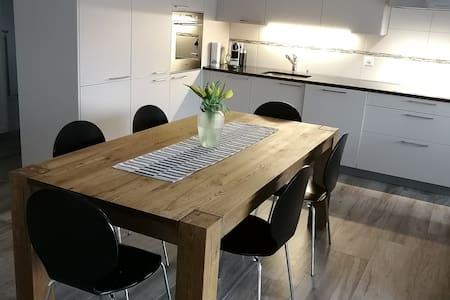 Neue, Moderne 2.5Z. Wohnung im Zentrum der Schweiz