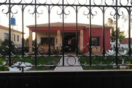 Casa Los Rosales - Alcaracejos - 木屋