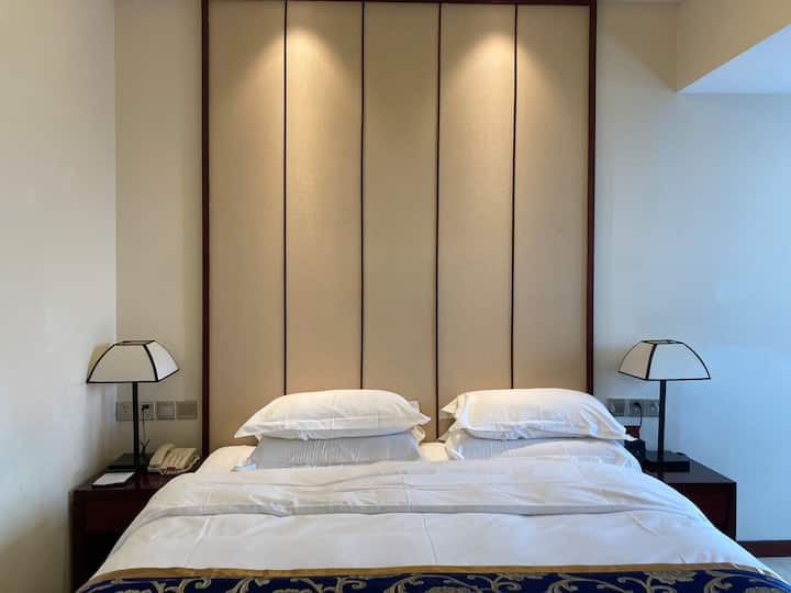 润达国际酒店式公寓,萍乡武功山优选民宿