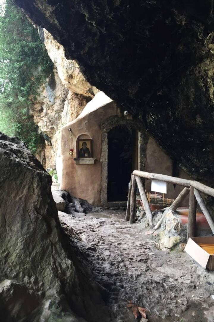 The chapel of st.Antonios