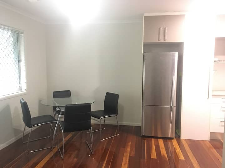 Entire unit with Backyard at Taringa