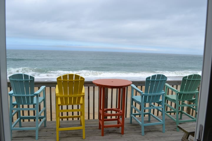 Skootch Shack Oceanfront - Kitty Hawk - Haus