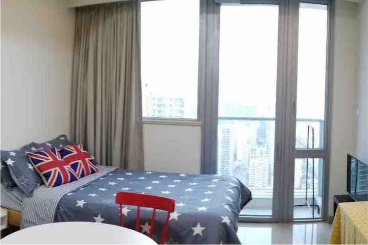 Discount!Deluxe Suite@MTR Nam Cheong 地鐵南昌站上蓋奧運站九龍站