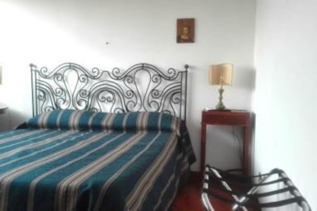 2nd Room King size bed or two single bad with air conditioner and TV