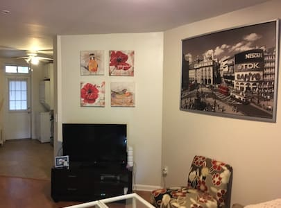 Economical Affordable Basement Bachelors Pad - Washington - Apartment