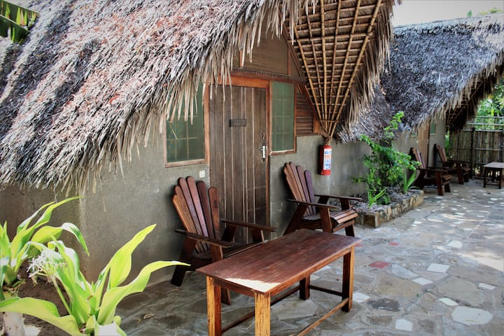 Pemba Magic Lodge: Bungalow 2 Zambezia