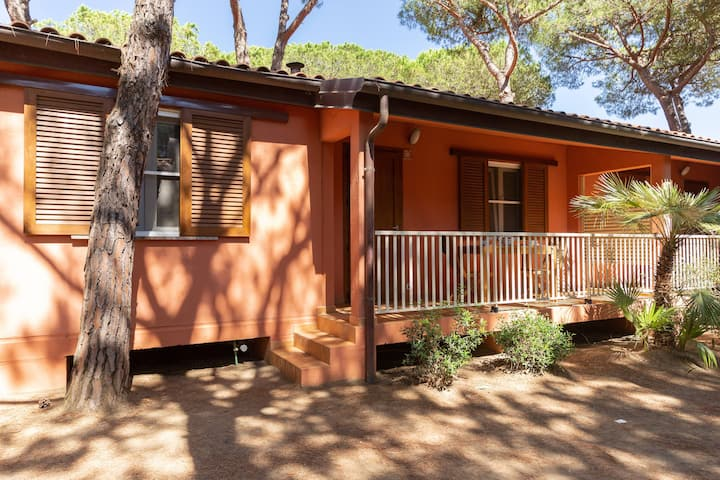 Villino Comfort Camping Gabbiano