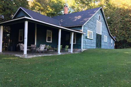 Vintage 1910 Cottage on Otsego Lake Golf Course - Cooperstown