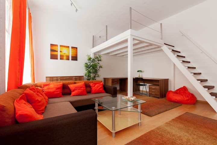 Lovely flat in city center