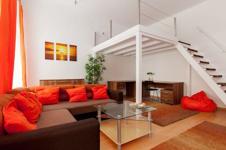 Lovely flat in city center - Budapest
