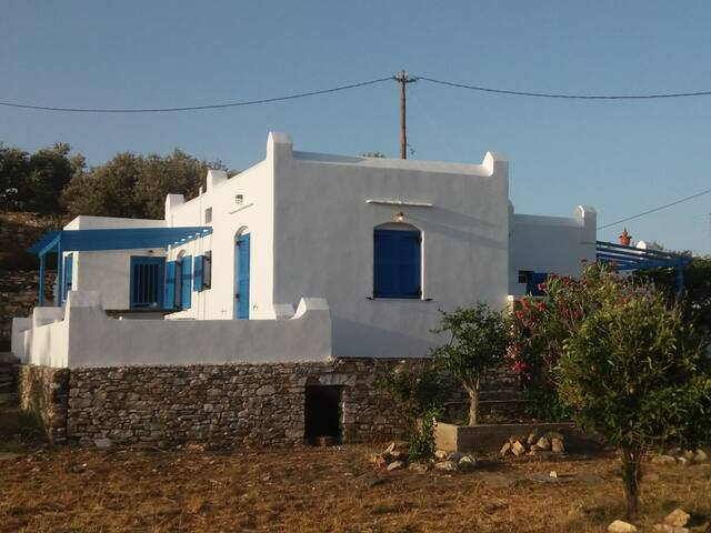 Traditional house in Artemonas