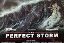 Perfect Storm movie based on Gloucester fishermen
