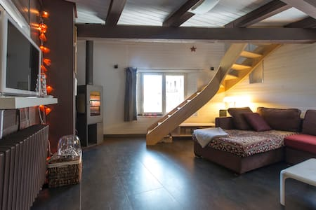 Charming Villa btw Geneva&Annecy - Villy-le-Pelloux - Hus