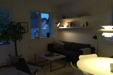 Hyggelig lejlighed i Lyngby - Kongens Lyngby - Appartement
