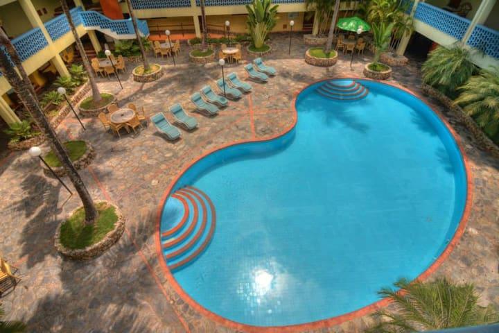 Sweet Apartment - Santo Domingo Este - Apto. en complejo residencial