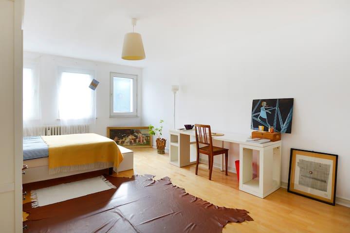 Grosses Zimmer, sehr zentral