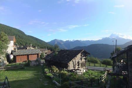 Un angolo di paradiso in alta montagna - Brengon