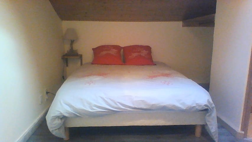Chambre Savoyarde - Lanslebourg-Mont-Cenis - Andre