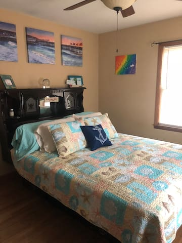Gertrude Guest Room