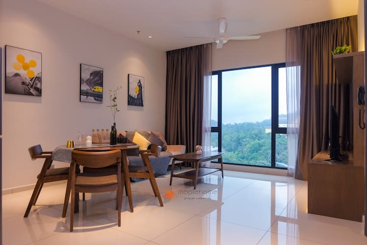 Cozy & Chill 2BR Apartment @Geo38 Genting Highland