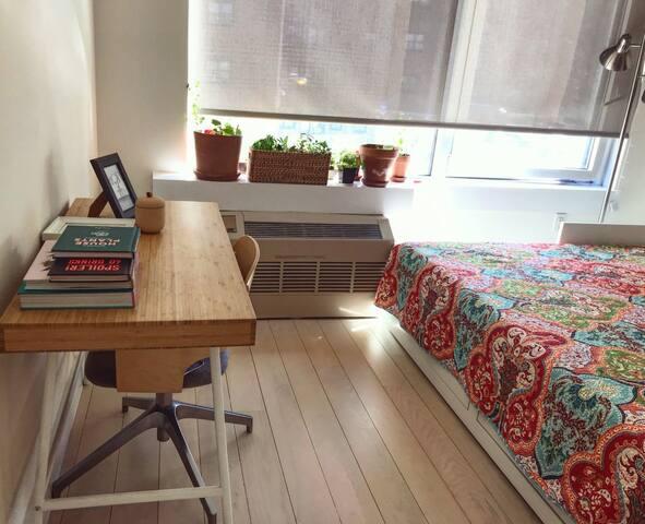 Room in a Comfy Brooklyn Apartment