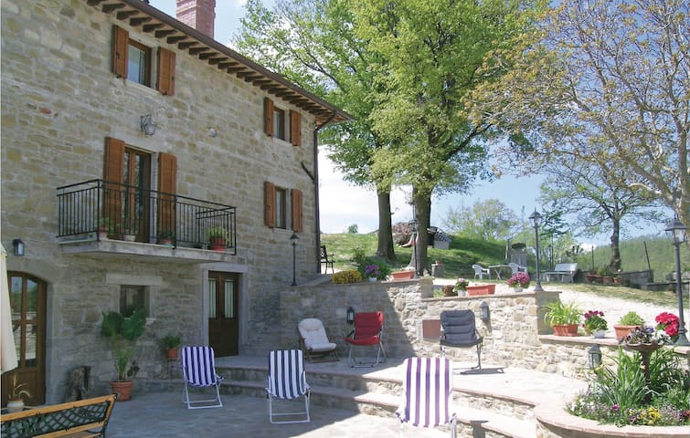 Holiday apartment with 1 room on 37m² in Assisi PG