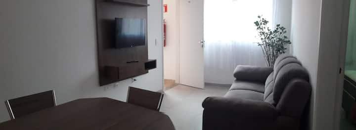 Apartamento - Indaiá I apto 18