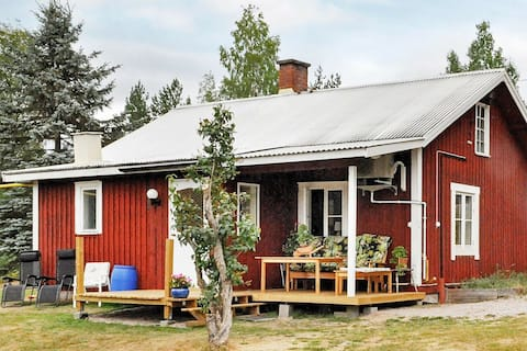4 person holiday home in SUNNE